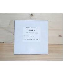 Bobina filo 5 kg  d 0,8 Inox 308 saldatura mig filo