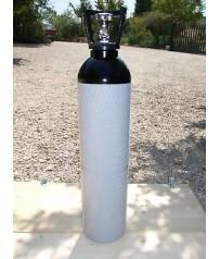 Bombola  40 lt  ricondizionata omologata gas compressi   carica