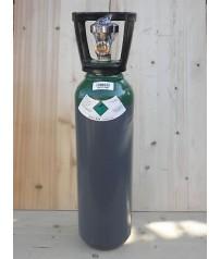 Bombola Argon  , miscela , ossigeno e azoto da 7 litri,   saldatura ricollaudata