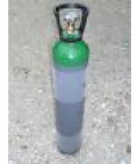 Bombola  argon puro   ricaricabile  14 lt  saldatura   tig  bacchette e tunsteni