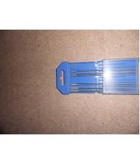Elettrodi tungsteni  Oro per Tig 3 pz d.2,4 e 3 pz d.1,6  per tutti i metalli