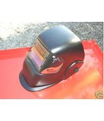 Maschera  automatica saldatrice a filo tig e mma