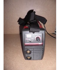 Saldatrice  inverter mma 160 amp tig lift arch  amperometro digitale monofase
