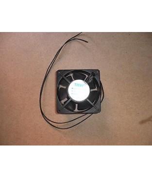 Ventola raffreddamento saldatrice  mm 120 x 120 x 38  alimentazione 220 volt